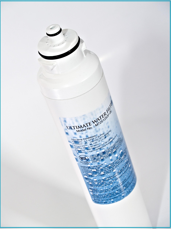 מותג חדש פילטר מים תואם למקרר אל ג'י M7251242FR-06 / M7251242F-06 – מגה פילטר WX-98